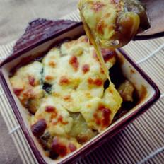 芝士咖喱焗饭