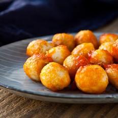 Vitamix版茄汁鹌鹑蛋