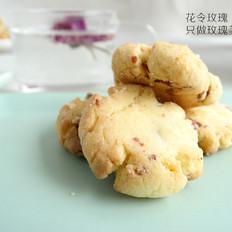 玛格丽特玫瑰饼干