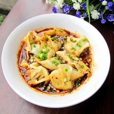 四川红油水饺