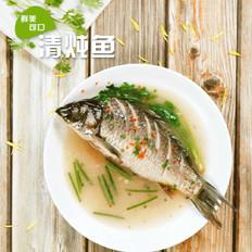 清炖鱼的做法大全