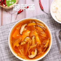 泡菜汤的做法大全