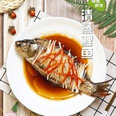 清蒸鲤鱼的做法大全