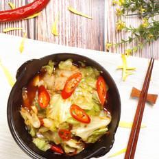 干锅包菜的做法大全