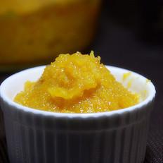 橙皮桂花酱