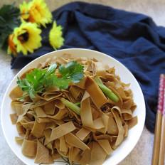 酱香豆腐皮