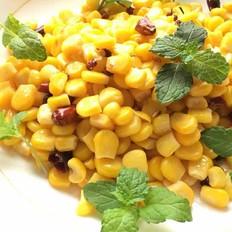 薄荷玉米粒