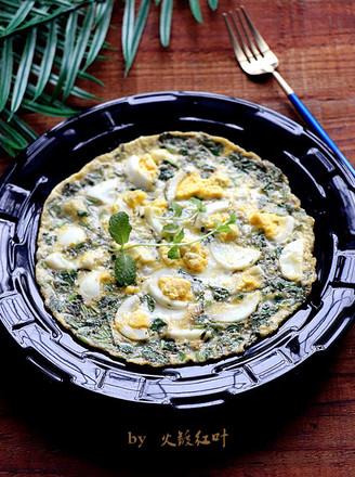 香菜焗蛋的做法