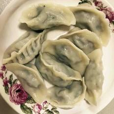 韭菜羊肉饺子