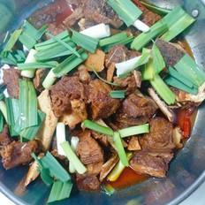 年夜饭硬菜之红烧鲜辣牦牛排骨