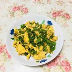 碎椒炒鸡蛋