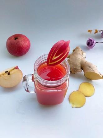 西瓜苹果姜汁的做法