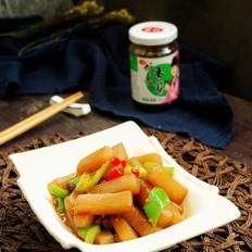 酱香魔芋豆腐
