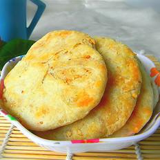 花生油盐烤饼