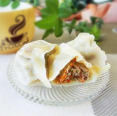 牛肉胡萝卜饺子