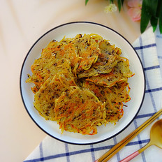 土豆紫菜饼