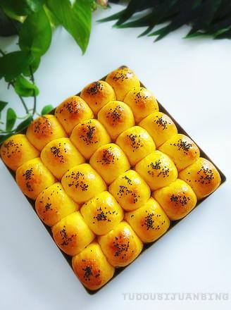 胡萝卜脆底排包的做法
