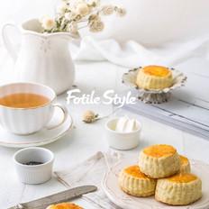 英式下午茶-司康