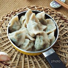 猪肉荠菜饺子