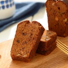 红糖红枣磅蛋糕