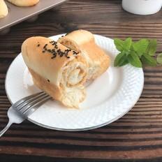 肉松小面包