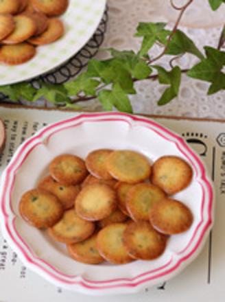 酥脆圆饼的做法