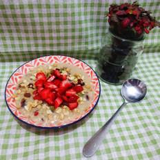 营养水果燕麦粥