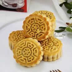自制经典的五仁月饼