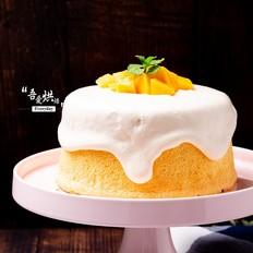 爆浆杨枝甘露蛋糕(6寸)