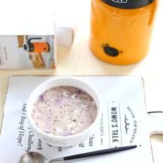 奇亚籽燕麦水果粥