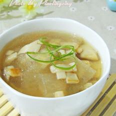 杏鲍菇冬瓜汤的做法大全