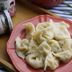 六菌豆腐鲜肉饺