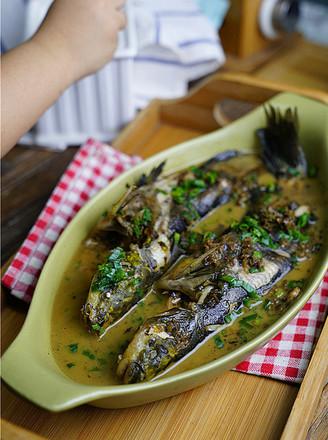 芽菜黄刺鱼的做法
