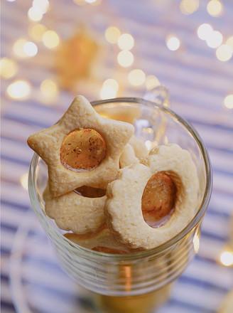 玻璃糖饼干的做法