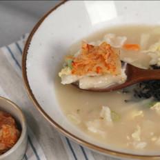 牛骨面片汤
