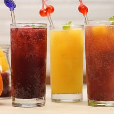 果汁冰立方