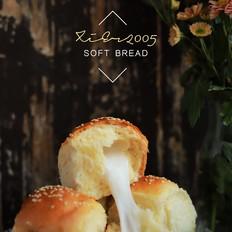 汤种软心面包