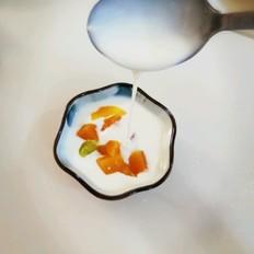 果肉酸奶(酸奶机)