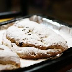 德国圣诞面包