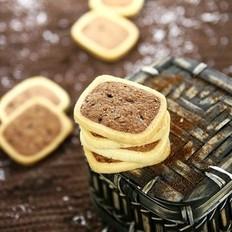 葡萄椰蓉方块饼干