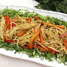 咖喱金针菇