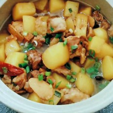牛腩土豆煲的做法大全