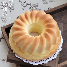 小米桂花蛋糕