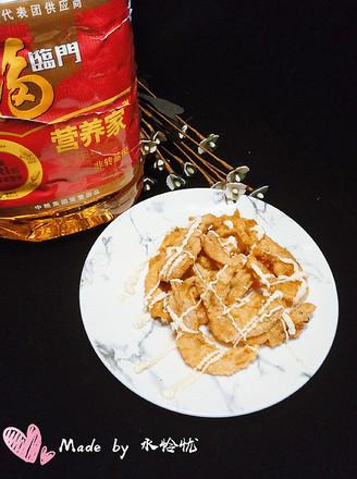 酥香炸虾#福临门营养家#的做法