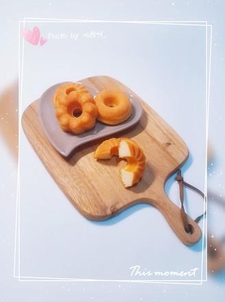 甜甜圈(全蛋版)的做法