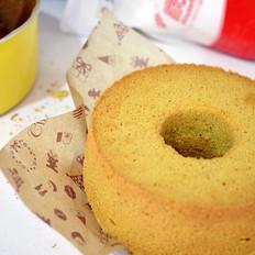 黄豆粉戚风蛋糕(6寸)