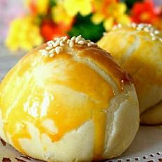 植物油版的蛋黄酥