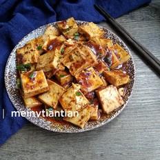麻婆豆腐#午餐