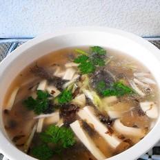 紫菜豆腐羹