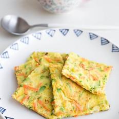 苦荞蔬菜杂粮蛋饼